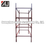 New Metal Quicklock System Scaffolding for African Country