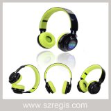 LED Stereo Mobile Phone Wireless Bluetooth Headset Headphone