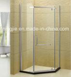 Hotel Sanitary Ware Bathroom Shower Basin Shower Enclosure (A-022B)