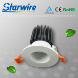 Cl09-D04 High Lumen Dimmable 9W COB LED Downlight