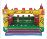 2015 New Style Inflatable Castle Climbing QQ14294-2