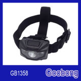 3LED Plastic Headlamp
