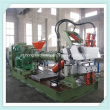 250X16D Cold Feed Rubber Extruder for Making Tire Tread