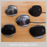 Support Ergonomic Charge Upright Vertical Wireless Mouse