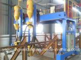 Heavy Duty H-Beam Automatic Welding Machine