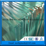 Widely Usage 6mm Clear Tempered Glass