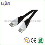 HDMI Cable, 1.3 and 1.4V, Supports Resolution up to 1080P