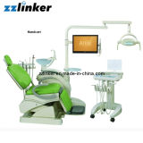 Lk-A25 Anle Al398 Sanor′e Folding Dental Unit Chair