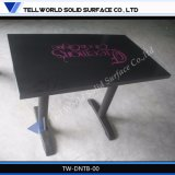 2014 Hot Sale Solid Surface Dining Table/Coffee Table/Restaurant Table