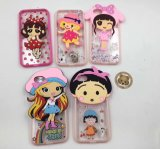 Mobile Phone Cartoon Case for iPhone 5/6/7 PC Cover