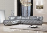 Good Looking Classic Leather Sofa Set (NL-H369)