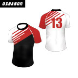 Best Selling Digital Printing Sublimated Team Set Rugby Jersey