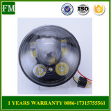 5.75 Inch High Low Beam LED Headlamps for Harley