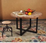 Industrial Furniture Round Metal Table