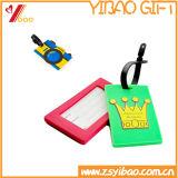Fashion Plastic Luggage Tag with Customize Logo (YB-t-001)