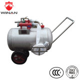 Stainless Steel Portable Foam Tank for Fire Fighting Equipment