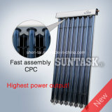 2018 Suntask New Product CPC Heat Pipe Solar Collectors with High Power Output