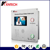 VoIP Video Intercom Help Point Knzd-70ipil Hospital Point of Care