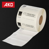 "Personalized Die Cutting Compatible Dk-1209 Labels (1-1/7"" X 2-3/7""; 29mm62mm) Self-Adhesive Labels"