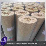 SUS 304 316 Stainless Steel Rope Wire Mesh Rolls with 30m Length