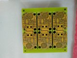 Double Side Yellow Sm Black Ss Enig PCB