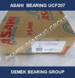 Asahi Pillow Block Bearing Ucf207 Ball Bearing Units