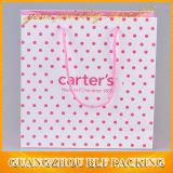 Promotional Custom Paper Shopping Packaging Bag (BLF-PB236)