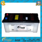 Power Battery 12V190ah Dry Charge Car Battery for Truck