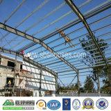 Prefab Steel Construction and Professional Design Warehouse Workshop