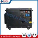 Silent Diesel Generator Set Single Phase Factory Price Dg7500se