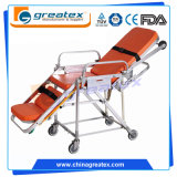 Ambulance Emergency Rescue Stretcher Trolley
