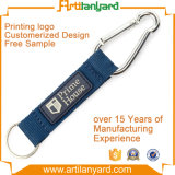Customre Design Logo Carabiner Lanyard