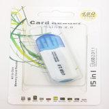 USB 2.0 Memory Card Reader Writer