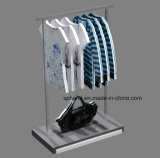 Store Fixture Garment Display Stand