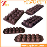 Custom Top Sale Silicone Mold for Chocolate/Fondant/Dessert