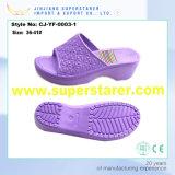 Latest Design Slide Sandal Girls High Heel Ladies Slipper