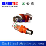 RF Connector Adapter RJ45 Male to BNC Female Converter