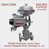"1/2"" Sc2000 Pneumatic Globe or Cage Control Valve"