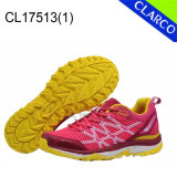 Women Sports Running Outdoor Shoes with Rubber Sole