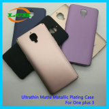 Shockproof Metallic Printing Matte Phone Cases for One Plus 1/2/3