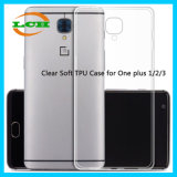 Ultrathin Clear Soft TPU Phone Cases for One Plus 1/2/3
