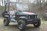 Black Mini Jeep, Mini Electric ATV for Adults