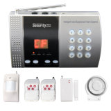 Cheap One! ! PSTN Intelligent Security Home Alarm System with Spanish Voice