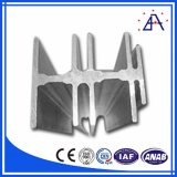 Customized Aluminium Extrusions for Truck Body Manufacturer