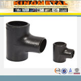 Low Price Forged Carbon Seamless Steel Pipe Fittings Reducing Tee
