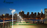 IP65 IP Rating and LED Light Source Integrated Solar Street Light