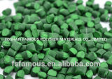 Green Masterbatch for PP PE ABS Pet