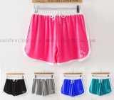 OEM Sexy Leisure Lady Candy Color Tennis Sport Board Shorts