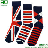 3 Pairs New Style Men Dress Socks