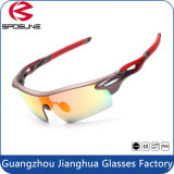 Unisex Adjustable Nose Pad Unbreakable Cycling Sun Glasses